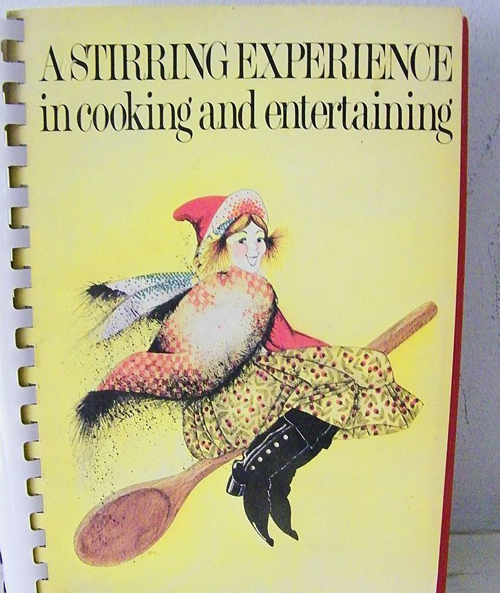 Fabulous Cook Book * Colorado * 1977 1st edition