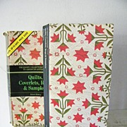 Quilts, Coverlets, Rugs & Samplers  1st Printing & Price Guide