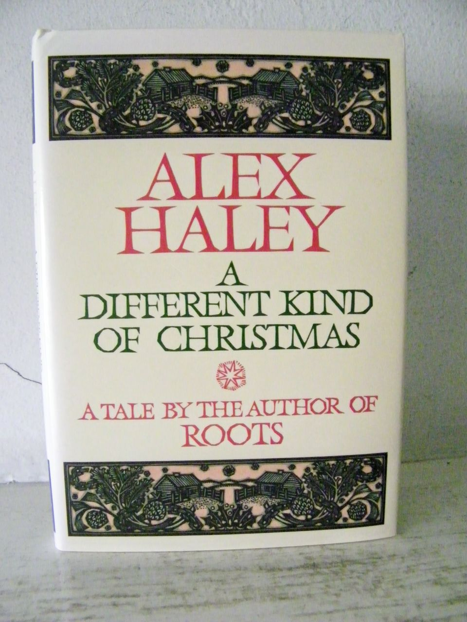 A Different King of Christmas by Alex Haley 1st Edition Mint! 1988