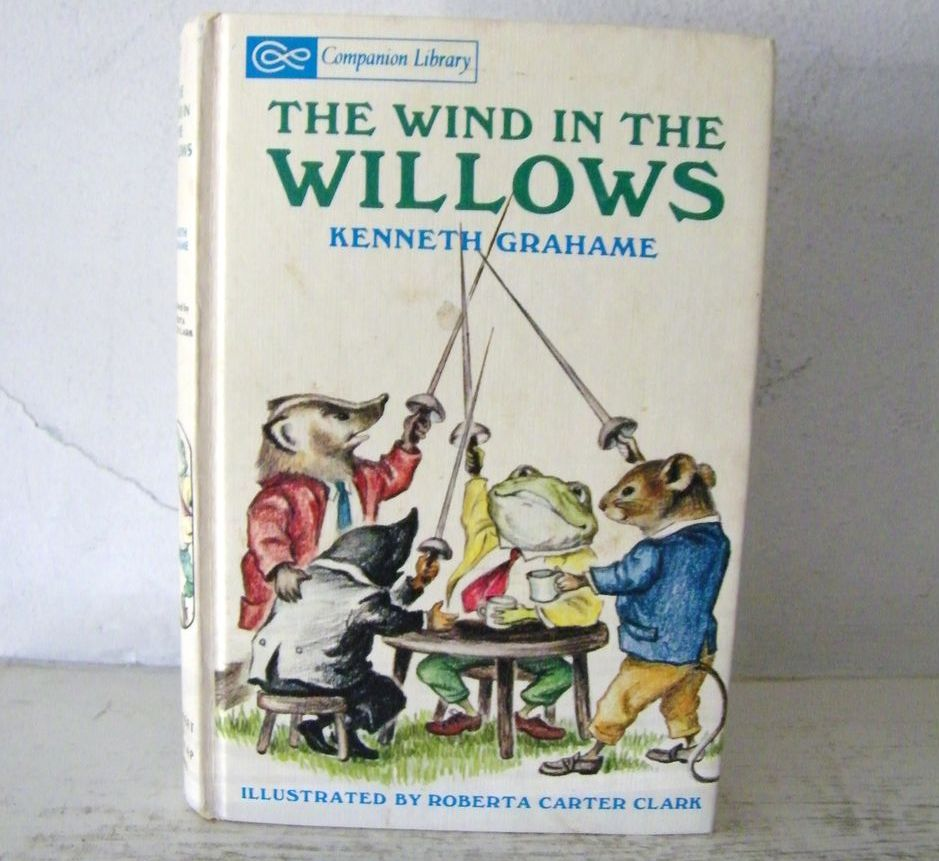 The Wind in the Willows by Kenneth Grahame 1966