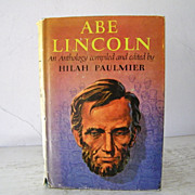 Abe Lincoln Anthology 1st edition