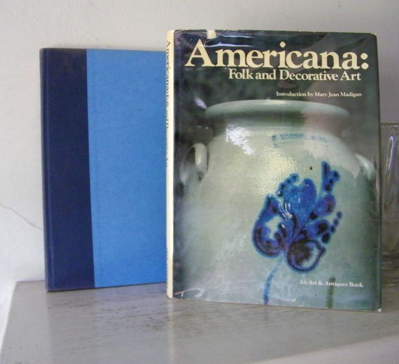American Folk and Decorative Art  * 1st Edition