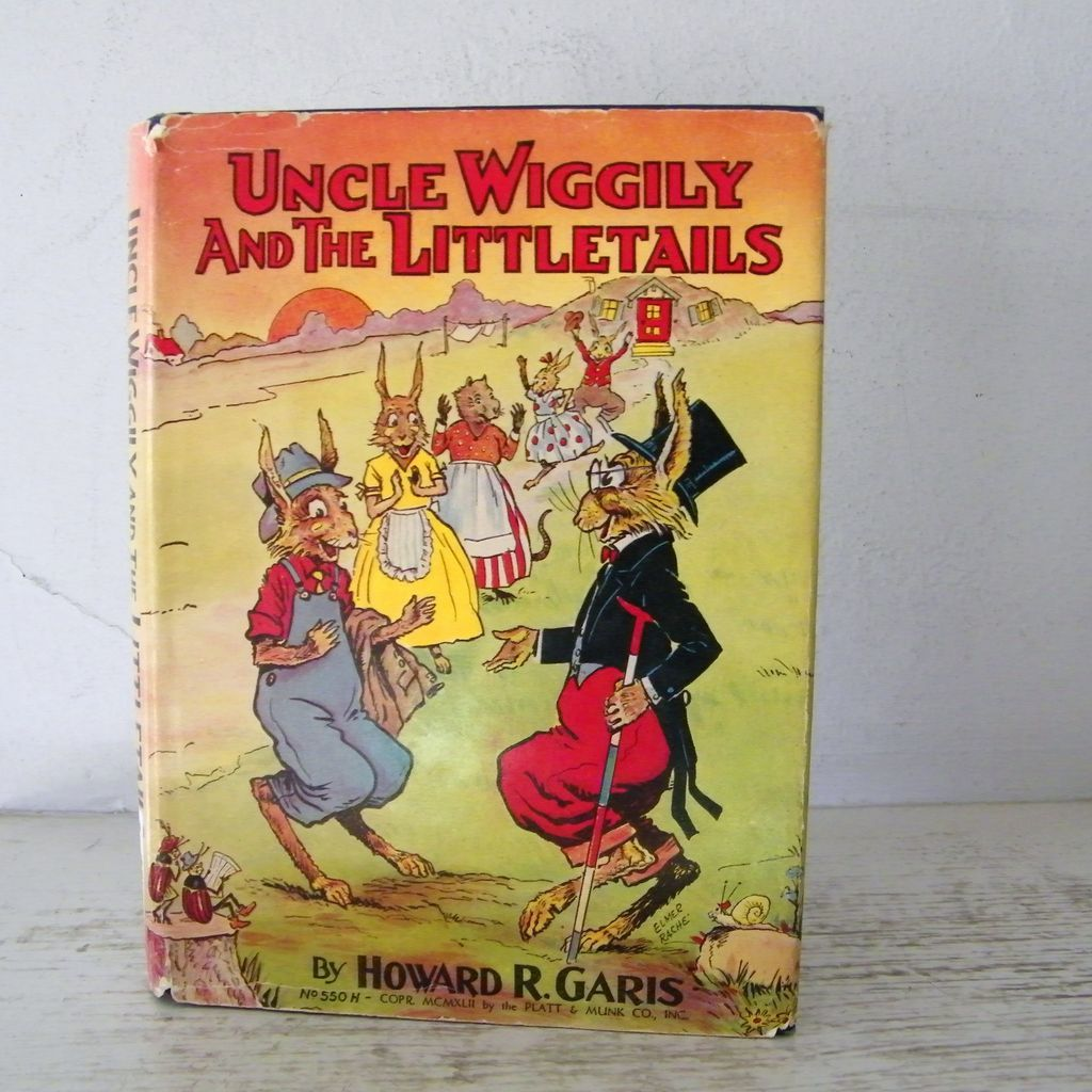 Uncle Wiggily and the Littletails 1942