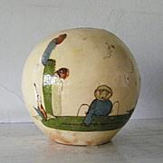 Vintage Tlaquepaque Vase Mexico Ceramics