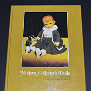 1973 Modern Collector's Dolls Hardcover Book