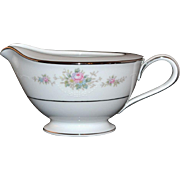 Noritake Astor Rose ~ Porcelain Creamer