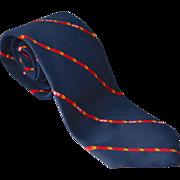 1950s G.S. Harvale The Great Atlantic & Pacific Tea Company Corporate Logo Men's Neck Tie