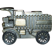 Banthrico Toy Mack Truck Bank, Armored Car