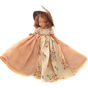 Nancy Ann Storybook Doll October #196 1943