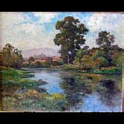 Dedrick Brandes Stuber California Artist 1878 - 1954