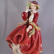 "Royal Doulton ""Top O'The Hill"" No. 1834 Figurine"