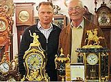 Le Comtoise Old and Antique Clocks