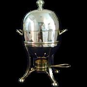 Maple & Co., London Egg Warmer 1841-1891  Silver Plate