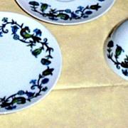 """Noritake  China Pastoral Pattern Cook """"N Serve Cup/Saucer"""