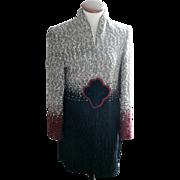 Hand Woven Designer Original Coat...