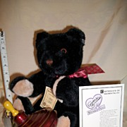 Gebr. Hermann Company and Annette Funicello Teddy Bear