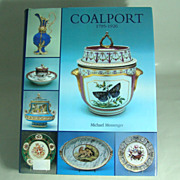 Coalport 1795 - 1926, by Michael Messenger, 1995.