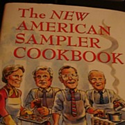 The New American Sampler Cookbook 1991: BiPartisan Venture for World Vision