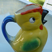 Germany Chicken Pitcher