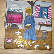 Stoffel's Cinderella Handkerchief