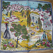 Village Handkerchief Durieux