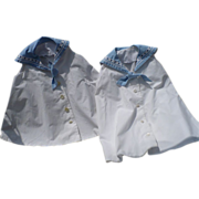 Sister Sailor Dresses