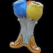 Lusterware Tulip Vase