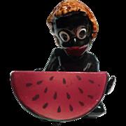 Black Americana Watermelon Salt & Pepper
