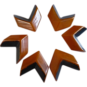 Bakelite Insignia Buttons