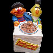 Sesame St. Cookie Jar