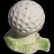 Golf Ball Salt & Pepper Set