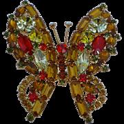 Juliana D&E Butterfly Pin