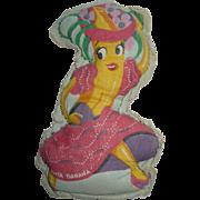 Chiquita Banana Stuffed Toy