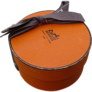 Hermes Round Box Only