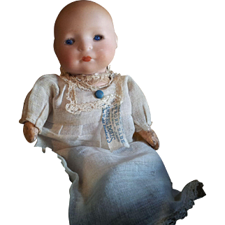 Precious L. Amberg & Son Newborn Babe Doll