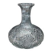 American Brilliance Captain's Water Bottle, c 1900 - American.