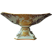 Royal Crown Derby Gold Aves Comport - Circa 60's