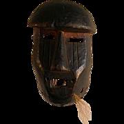 Salampasu Kasangu Circumcision Mask, DRC - circa pre 1950