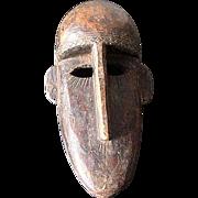 Anthropo-zoomorphic Tribally used Mask - Mali