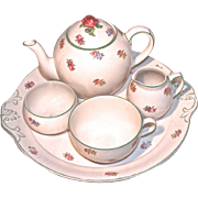 CHINTZ Breakfast/Tea Set on Tray