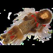 Alaskan Native Indian Seal & Beaver Doll