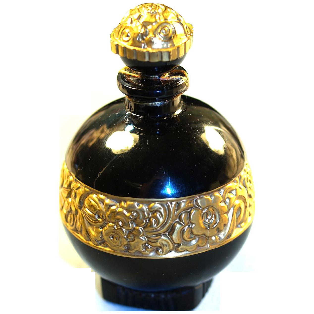 GABILLA  'Amour Americain' - Bottle by JULIEN VIARD - RARE 1920s Sealed Perfume  in Original Box