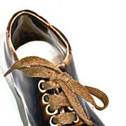 German Oxford Souvenir Brown Oxford Shoe