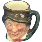 Royal Doulton Tiny Character Jug 'Paddy'