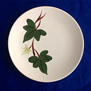 Blue Ridge 'Baltic Ivy' Bread and Butter Plates - Set of Three