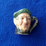 Royal Doulton Tiny Character Jug 'Auld Mac' - One of the Original Twelve Tinies