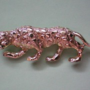 Leopard / Panther / Cougar / Cat Pin