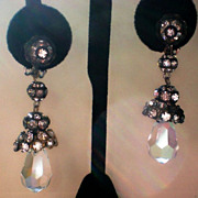 Gorgeous Vogue Dynasty Shoulder Duster Earrings
