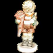Hummel Figurine titled Little Scholar