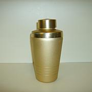 Mirro Aluminum Cocktail Shaker